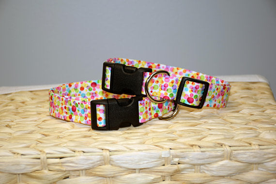 Bright Bubbles Collar