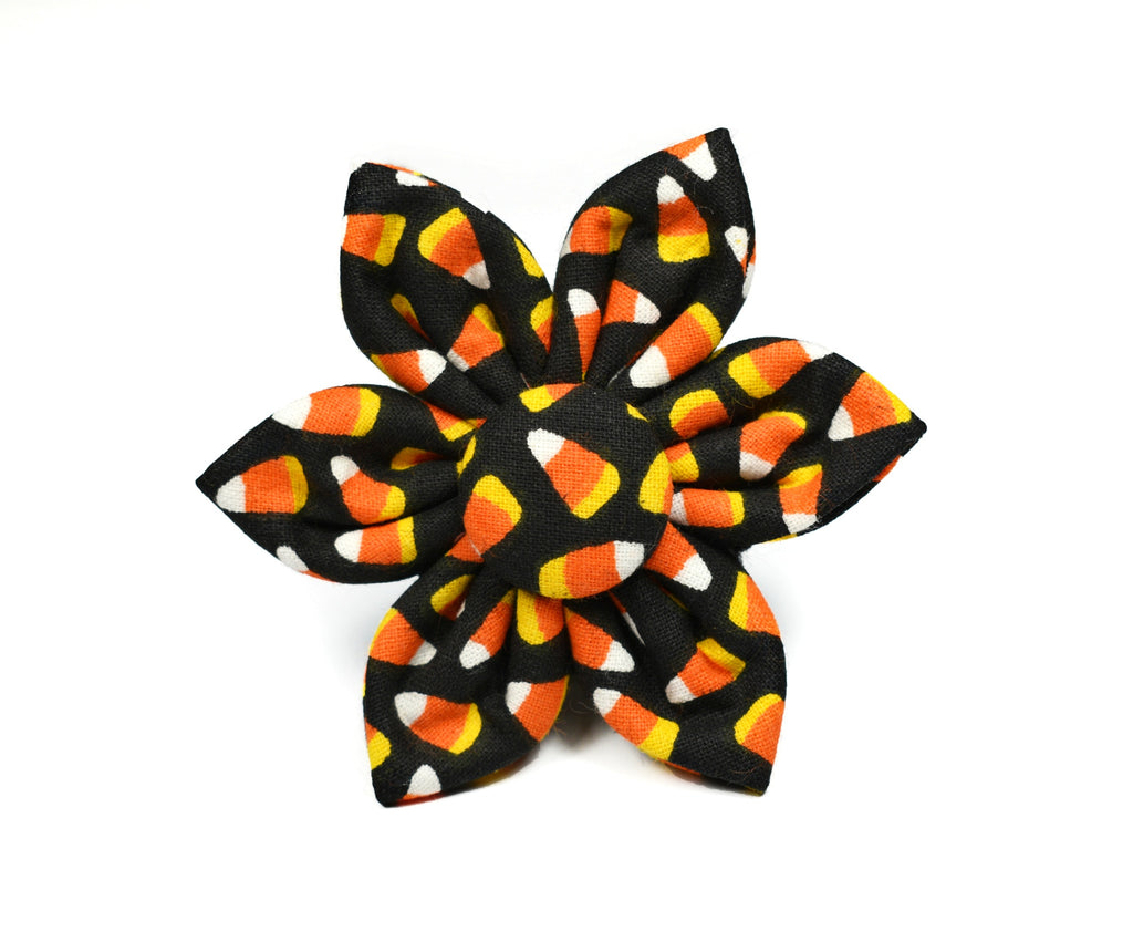 Candy Corn Flower