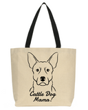 Australian Cattle Dog Mama Tote Bag