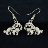 Cavalier King Charles Vintage Earrings