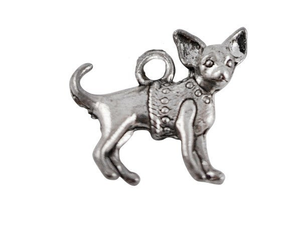 Chihuahua Antique Charm