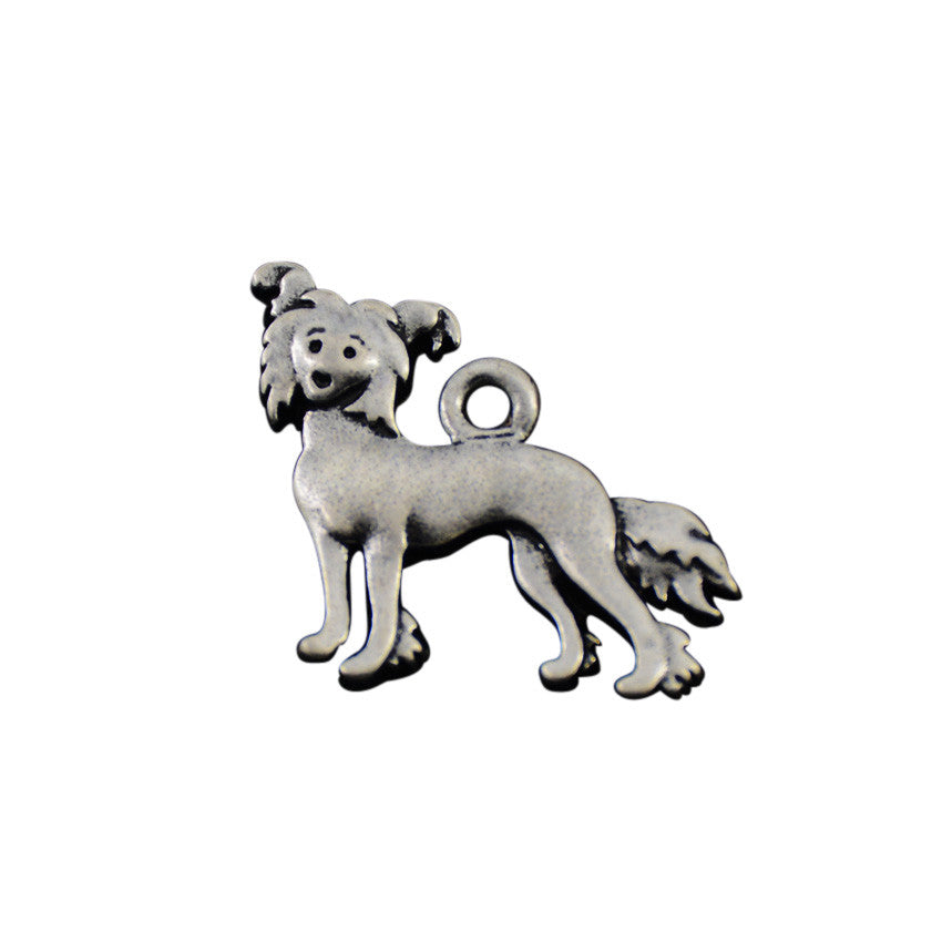Chinese Crested Vintage Charm