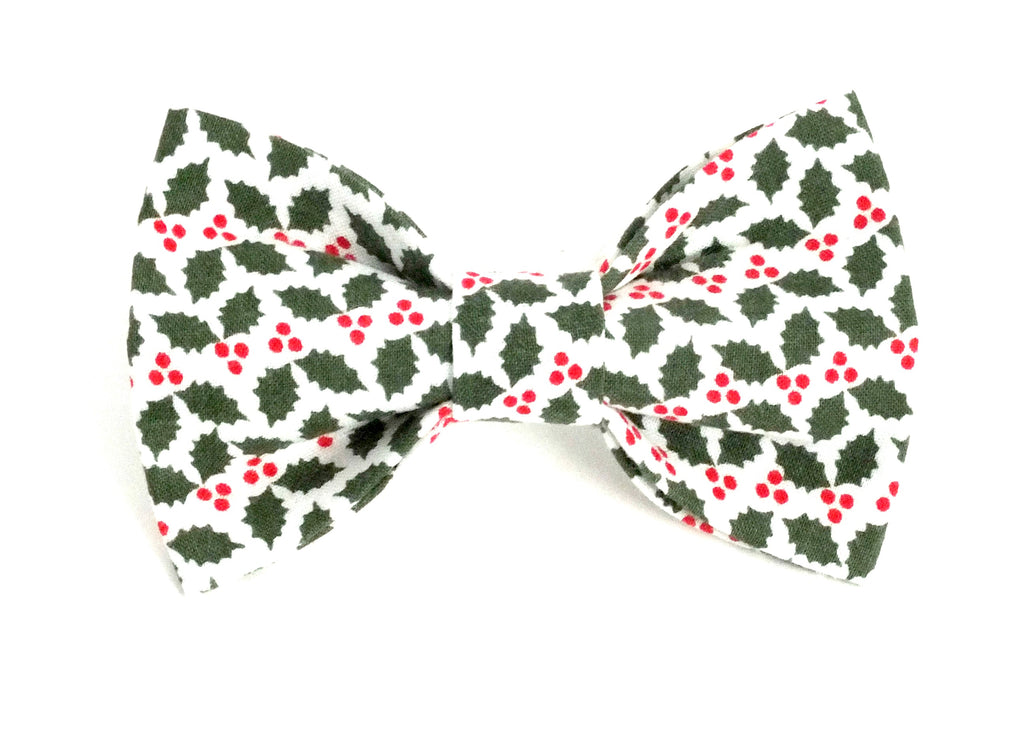 Classic Christmas Bow Tie