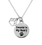 'Forever In My Heart' Necklace