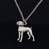 German Shorthaired Pointer Vintage Necklace