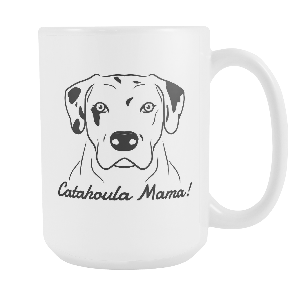 Catahoula Mama! Coffee Mug