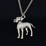 Great Dane Vintage Necklace