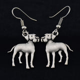 Great Dane Vintage Earrings