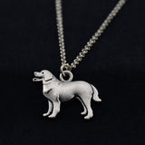 Great Pyrenees Vintage Necklace
