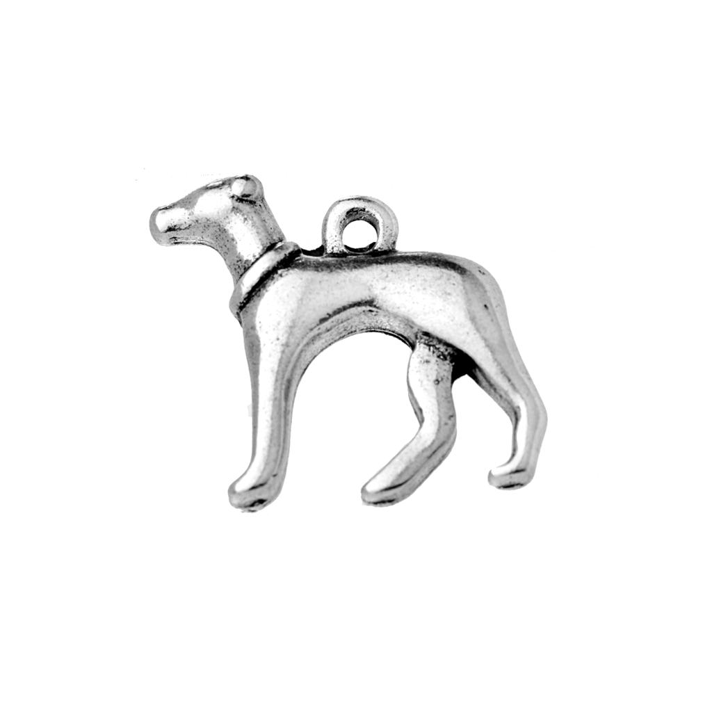 Greyhound Antique Charm
