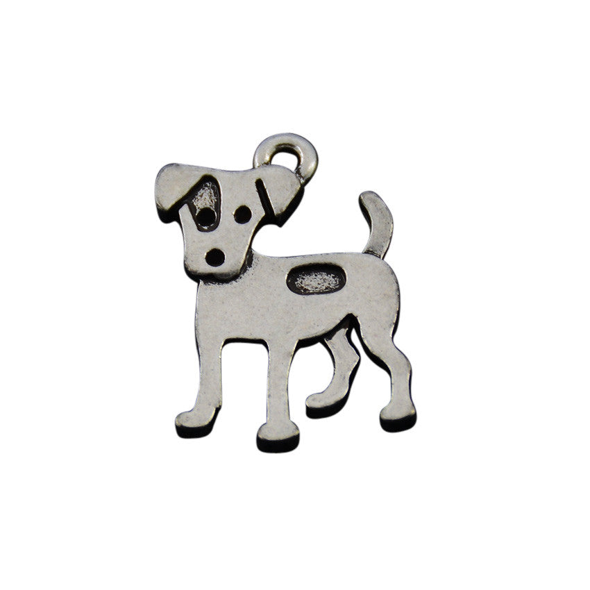Russell Terrier Vintage Charm