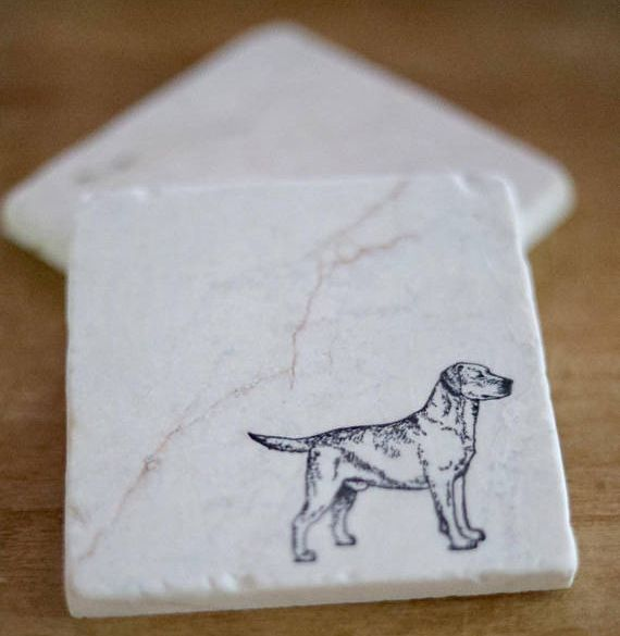 Labrador Retriever Coasters