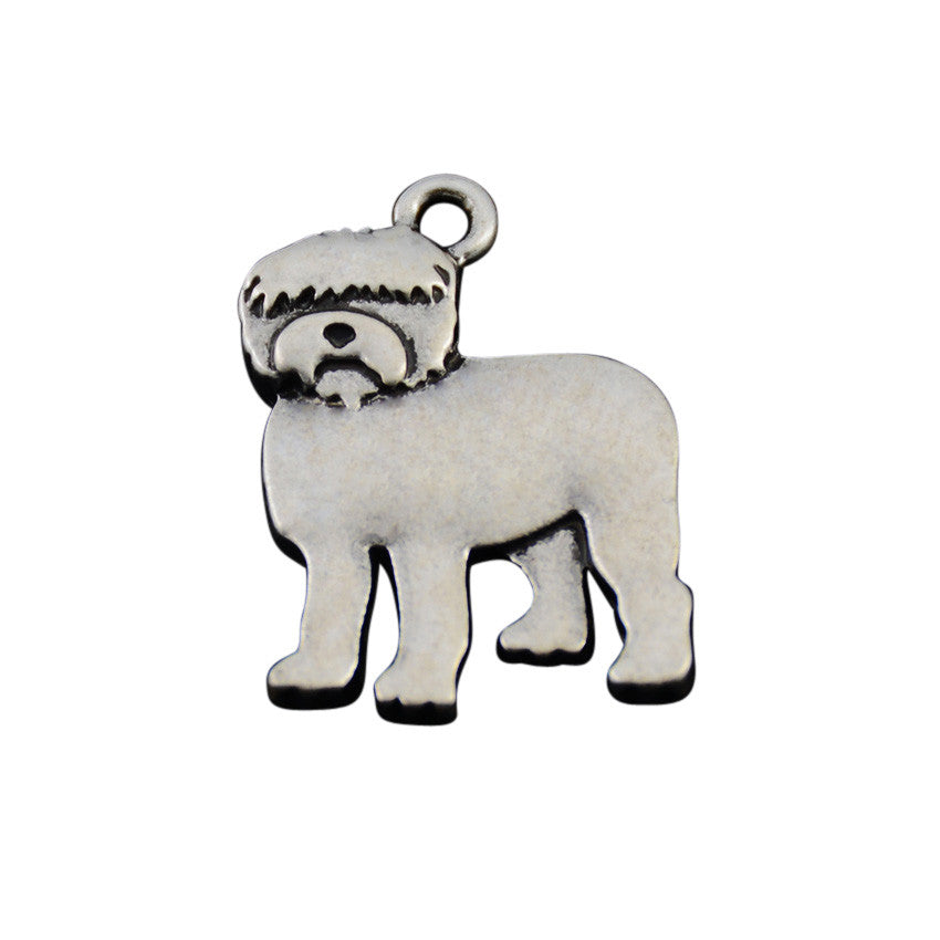 Old English Sheepdog Vintage Charm