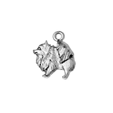 Samoyed Antique Charm