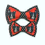 Boston Terrier Bow Tie