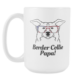 Border Collie Papa! Coffee Mug