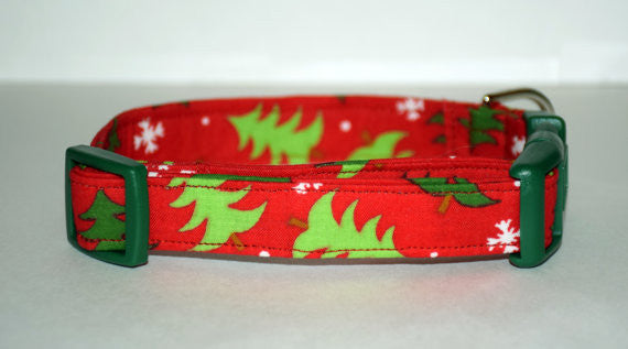 Christmas Tree Collar