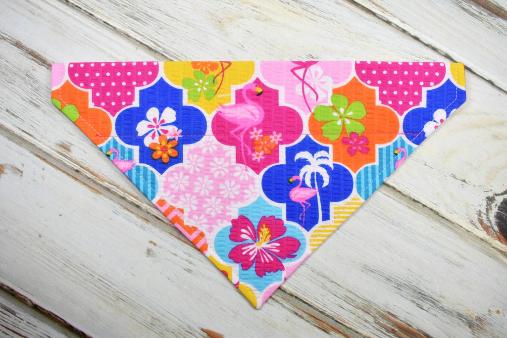 Tropical Patch Bandana