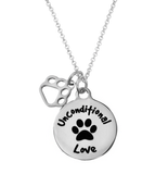 'Unconditional Love' Necklace