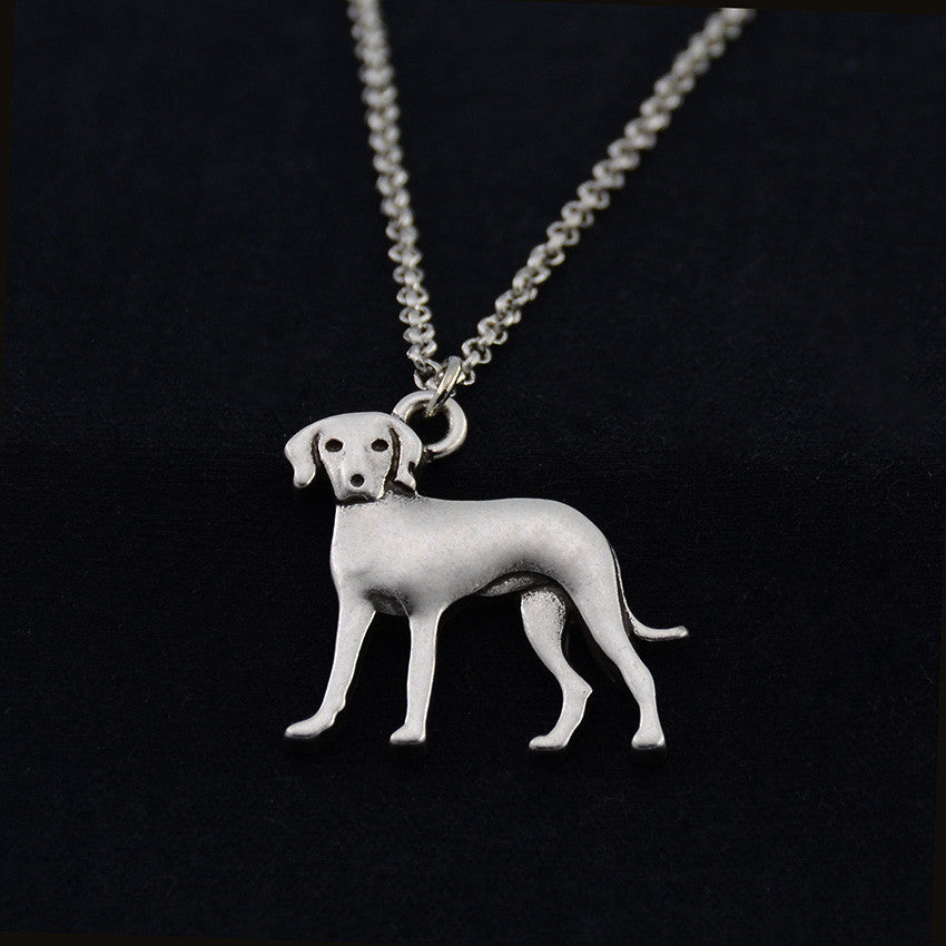 Vizsla Vintage Necklace
