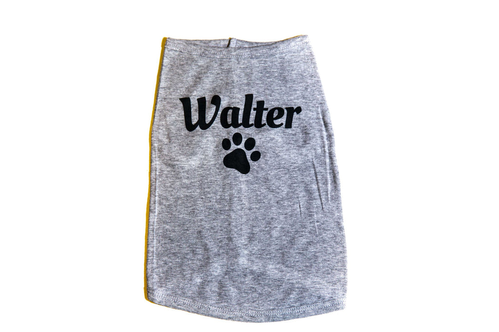 Personalized Pet T-Shirt (3 Colors Available)