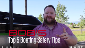 TOP 5 BOATING SAFETY TIPS