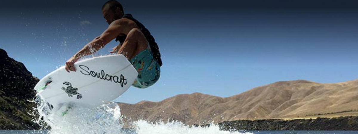 Soulcraft Wake Surf Boards - Largest Dealer in USA - Custom Order - Stock Boards