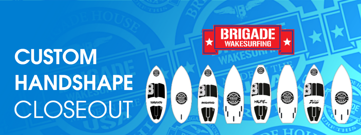 Brigade Wake Surf Closeout - Lowest Prices