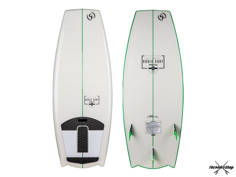 Ronix Naked Technology - Potbelly Cruiser - Wakesurf Board