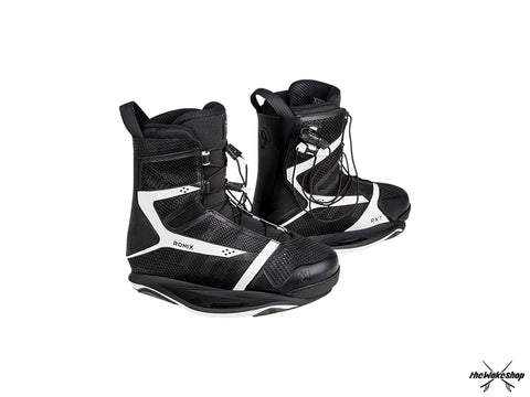Ronix - RXT Wakeboard Boots - Naked Black / Bright White