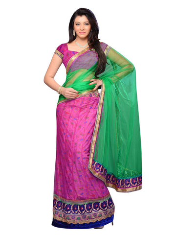 Party Wear Sarees   DF-276-A