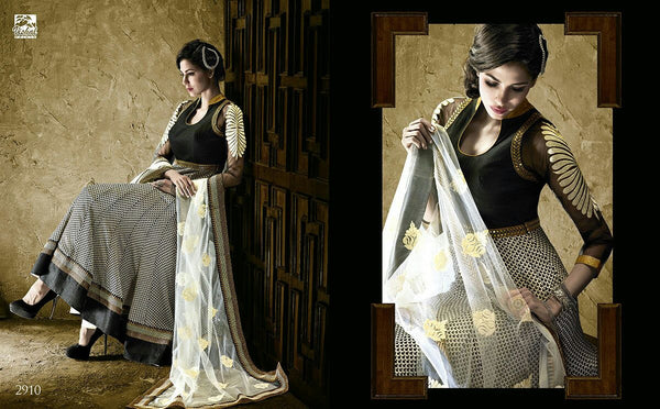 Anarkali Suit -Exclusive Vaishali series #2910