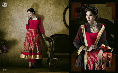 Anarkali suits-Exclusive Vaishali series #2911