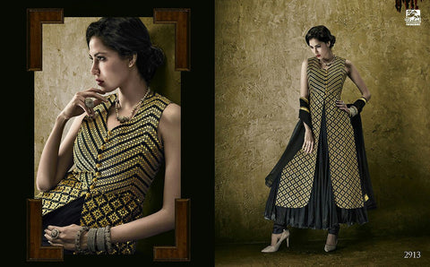 Anarkali suits-Exclusive Vaishali series #2913