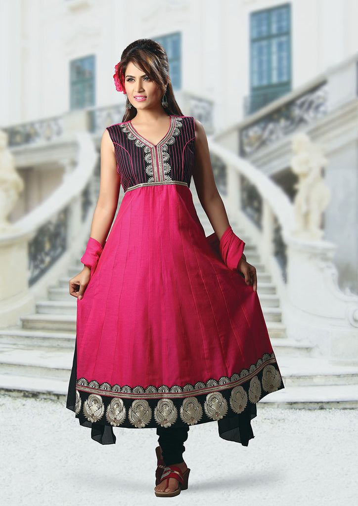 Women Anarkali Suit B19-28