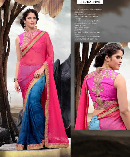 Party Wear Sarees BR-2151-3128