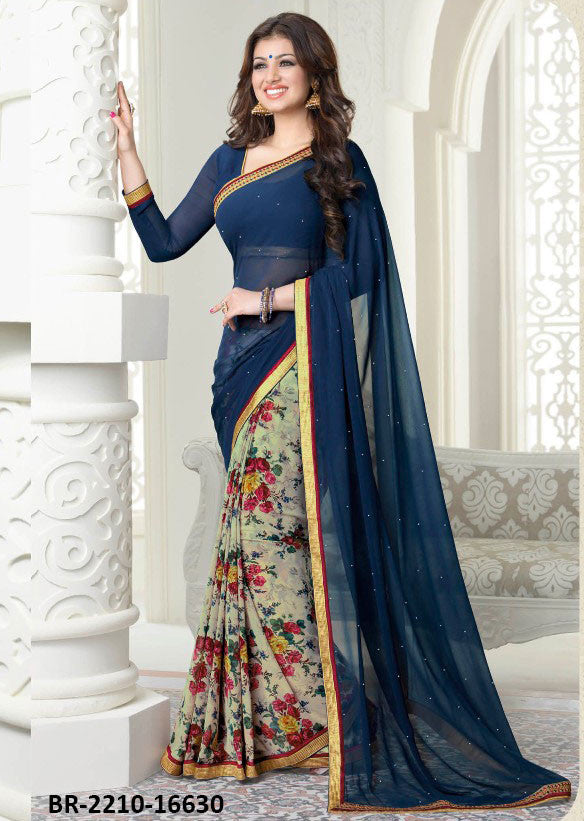 Women Daily Wear Saree-BR-2210-16630