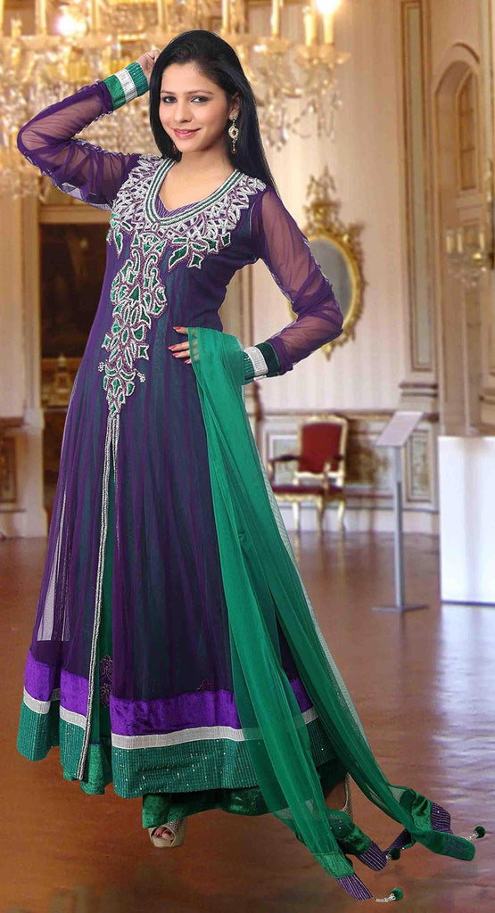Women Anarkali Suit DDP-12a