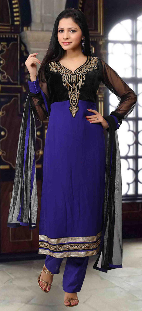 Women Anarkali Suit DDP-22a