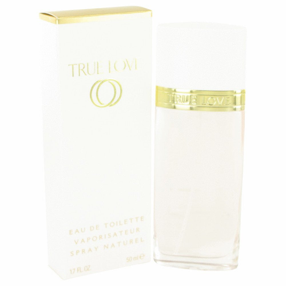 True Love By Elizabeth Arden Eau De Toilette Spray 1.7 Oz