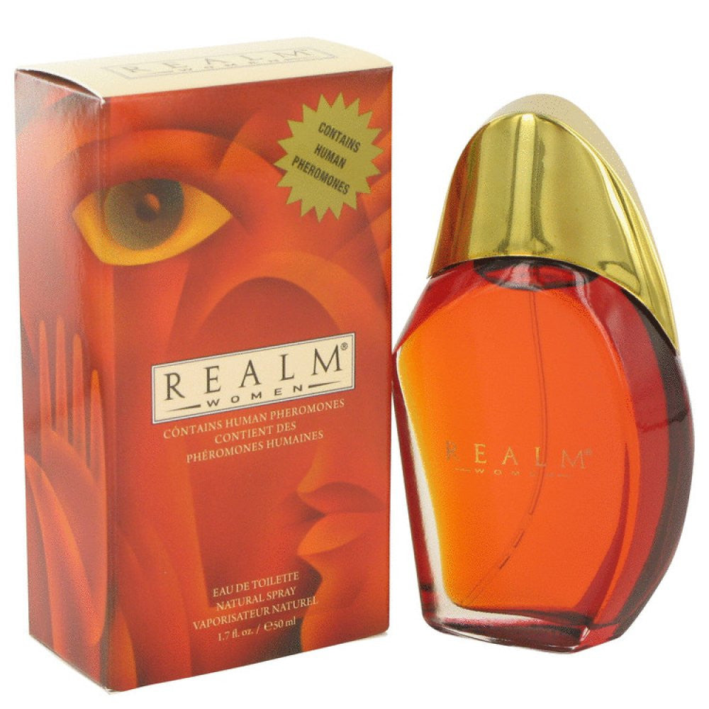 Realm By Erox Eau De Toilette Spray 1.7 Oz