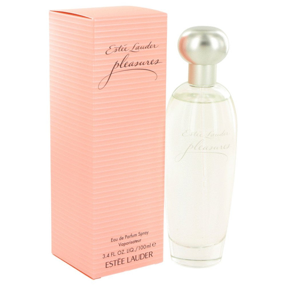 Pleasures By Estee Lauder Eau De Parfum Spray 3.4 Oz