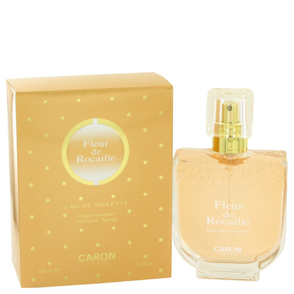 Fleur De Rocaille By Caron Eau De Toilette Spray 3.4 Oz