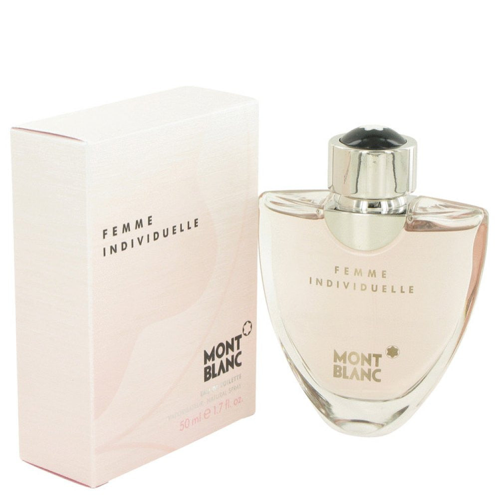 Individuelle By Mont Blanc Eau De Toilette Spray 1.7 Oz