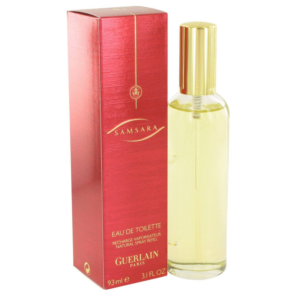 Samsara By Guerlain Eau De Toilette Spray Refill 3.1 Oz