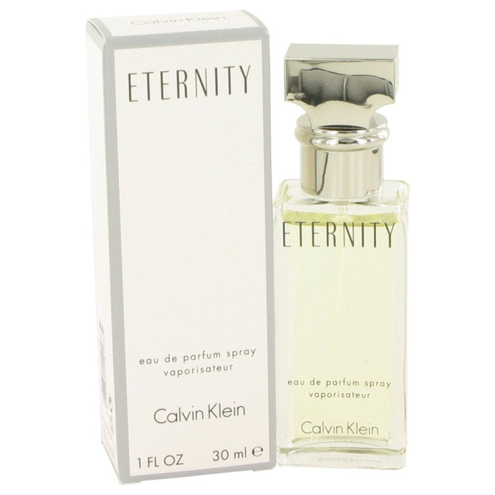Eternity By Calvin Klein Eau De Parfum Spray 1 Oz