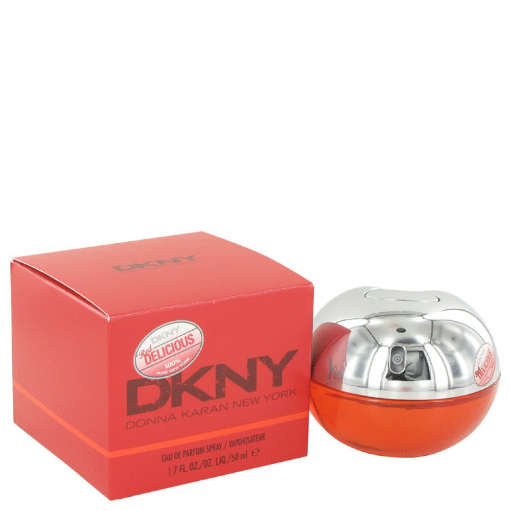 Red Delicious By Donna Karan Eau De Parfum Spray 1.7 Oz
