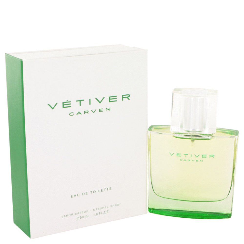 Vetiver Carven By Carven Eau De Toilette Spray 1.7 Oz