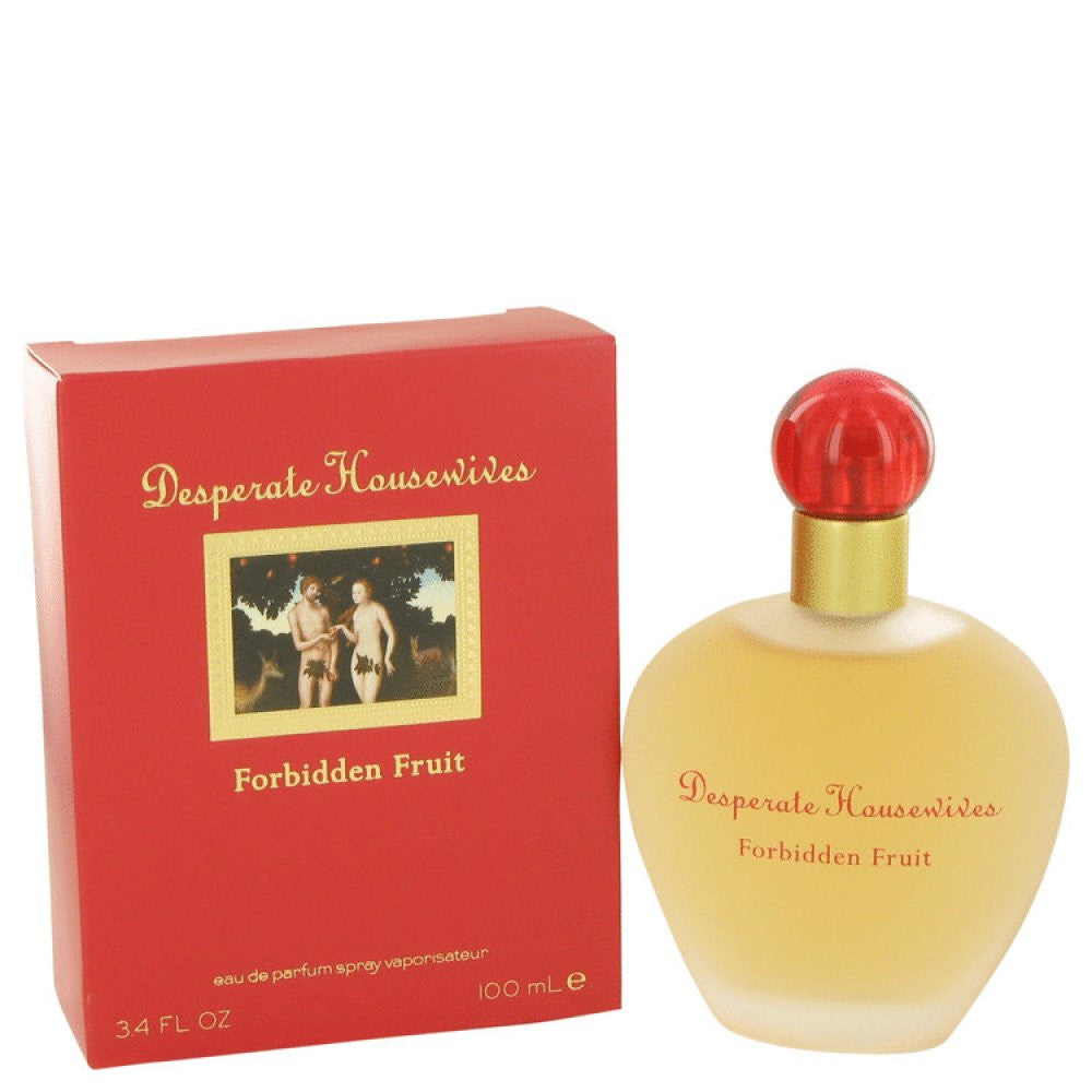 Forbidden Fruit By Desperate Houswives Eau De Parfum Spray 3.4 Oz