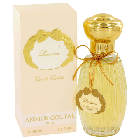 Annick Goutal Passion By Annick Goutal Eau De Toilette Spray 3.3 Oz